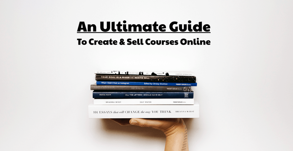 sell course online