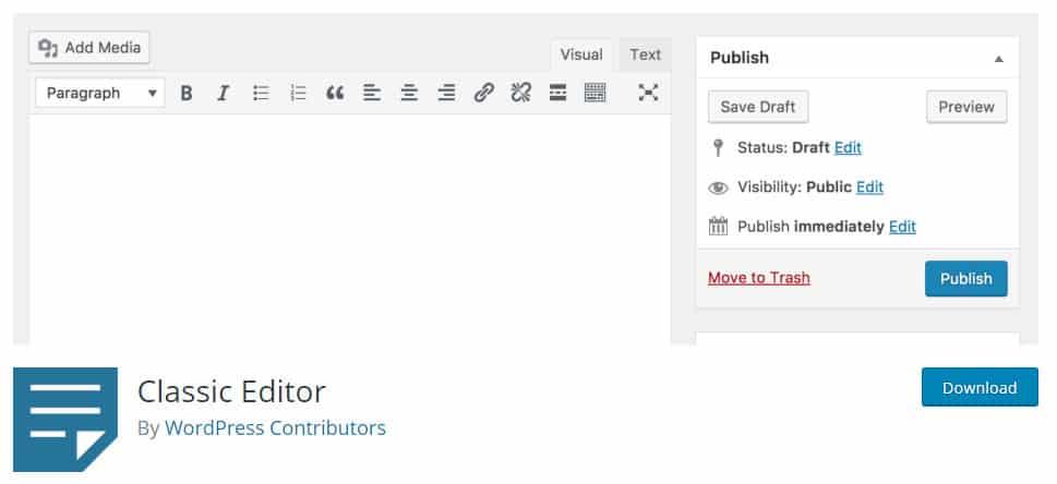 9 WordPress Editor Plugins - To Easily Edit Your WordPress Data 2