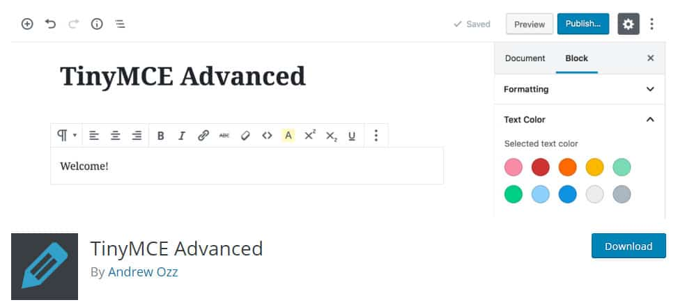 9 WordPress Editor Plugins-To Easily Edit Your WordPress Data