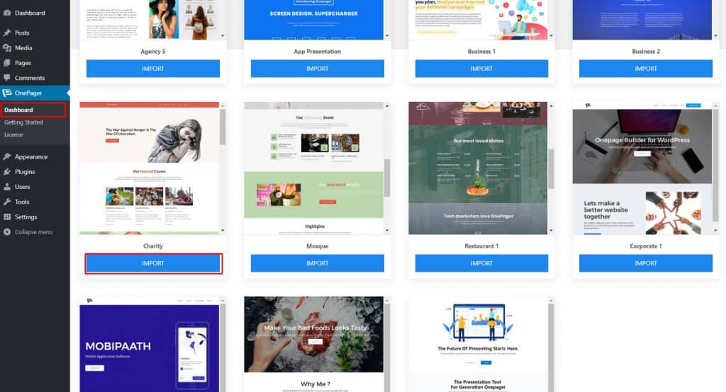 4 Best Charity Website Templates to Create Charity Website in 2019 5