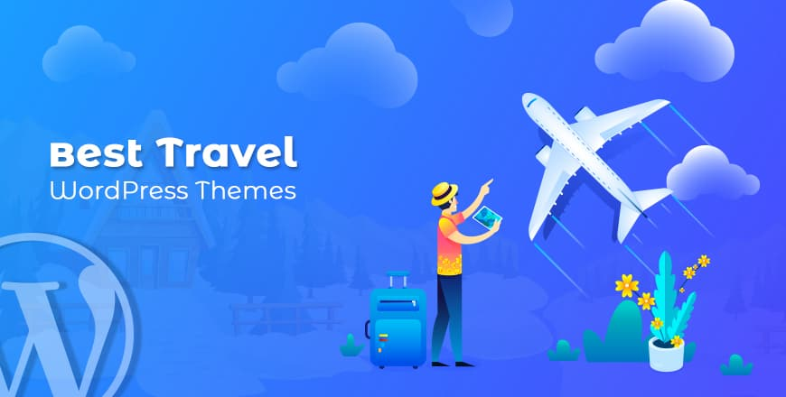 tours and travels WordPress theme