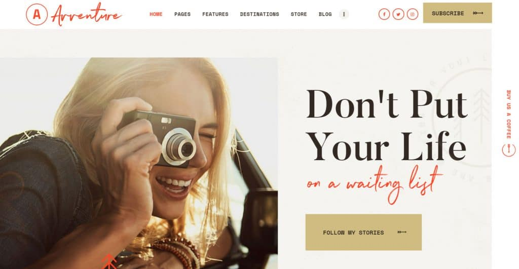 5 Best Tours and Travels WordPress Themes - Expert's Choice 3