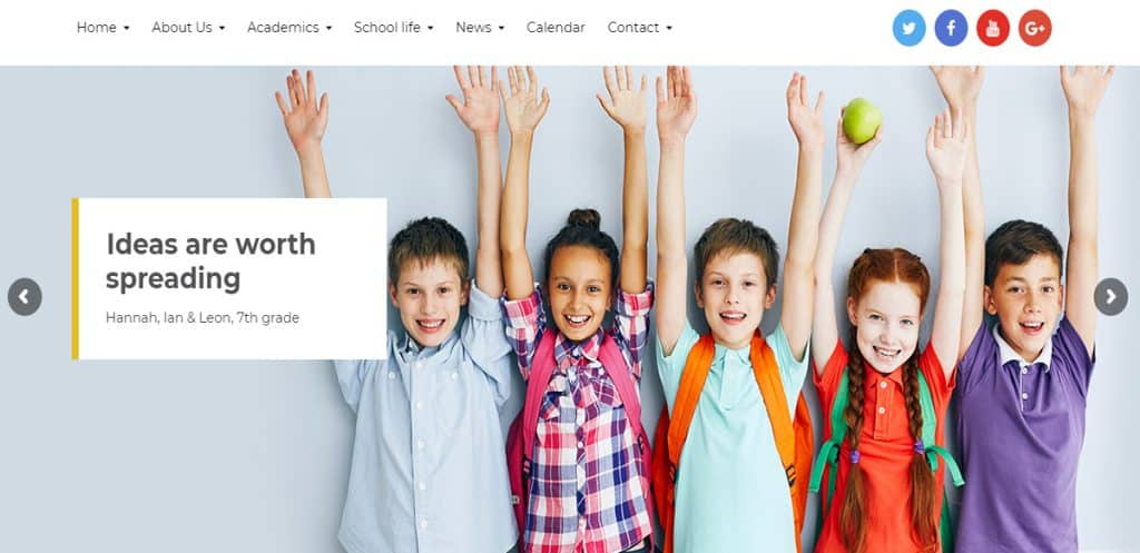 10 Best Education WordPress Themes To Create Any Education Website 11