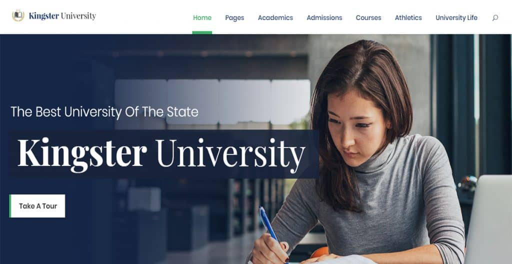 10 Best Education WordPress Themes To Create Any Education Website 10