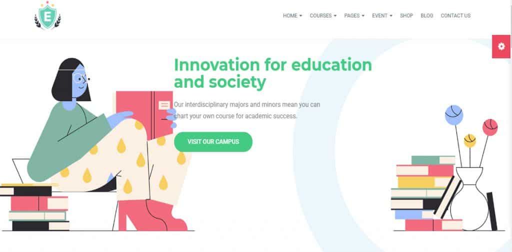 10 Best Education WordPress Themes To Create Any Education Website 6