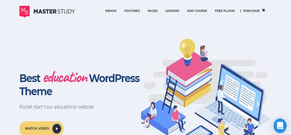 10 Best Education WordPress Themes To Create Any Education Website 7