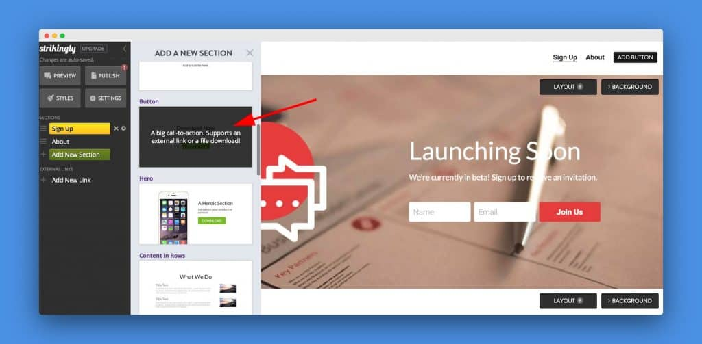 Splash Page vs Landing Page: Which One You Should Use? 9