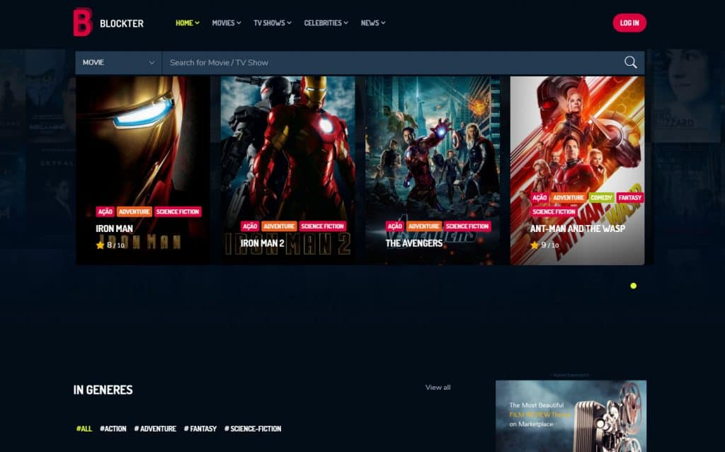 5 Best WordPress Movie Themes to Create Perfect Movie Website 4