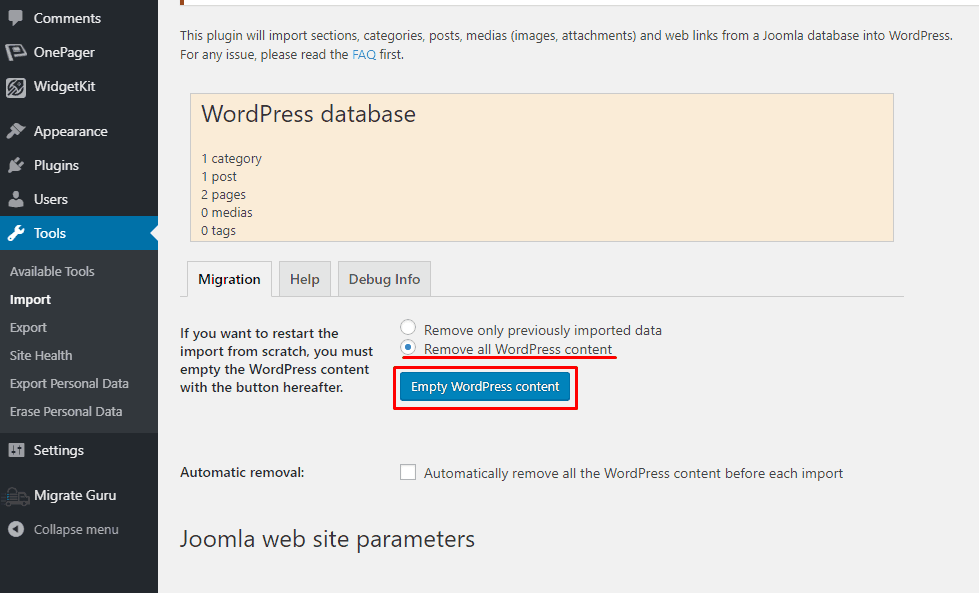 How To Migrate WordPress Site From One Hosting To Another (With and Without Plugin) 45