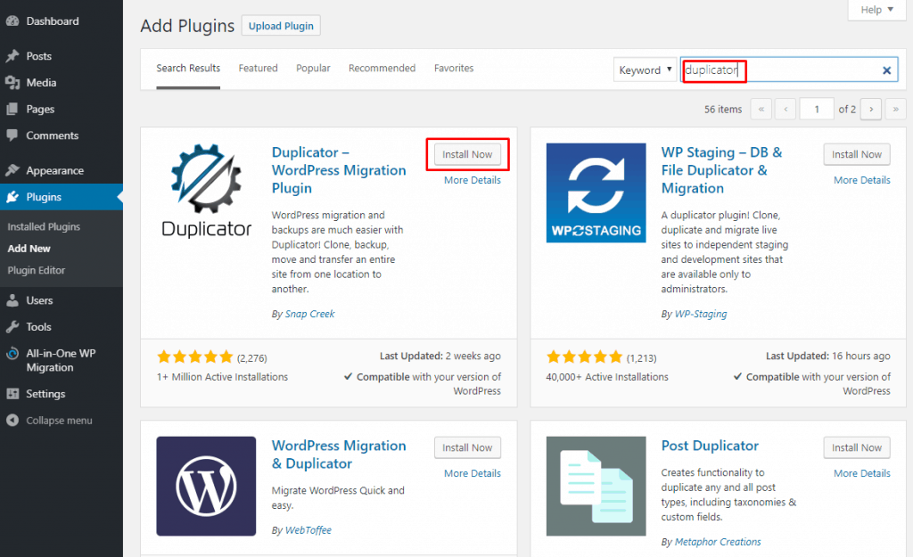 How To Migrate WordPress Site From One Hosting To Another (With and Without Plugin) 9