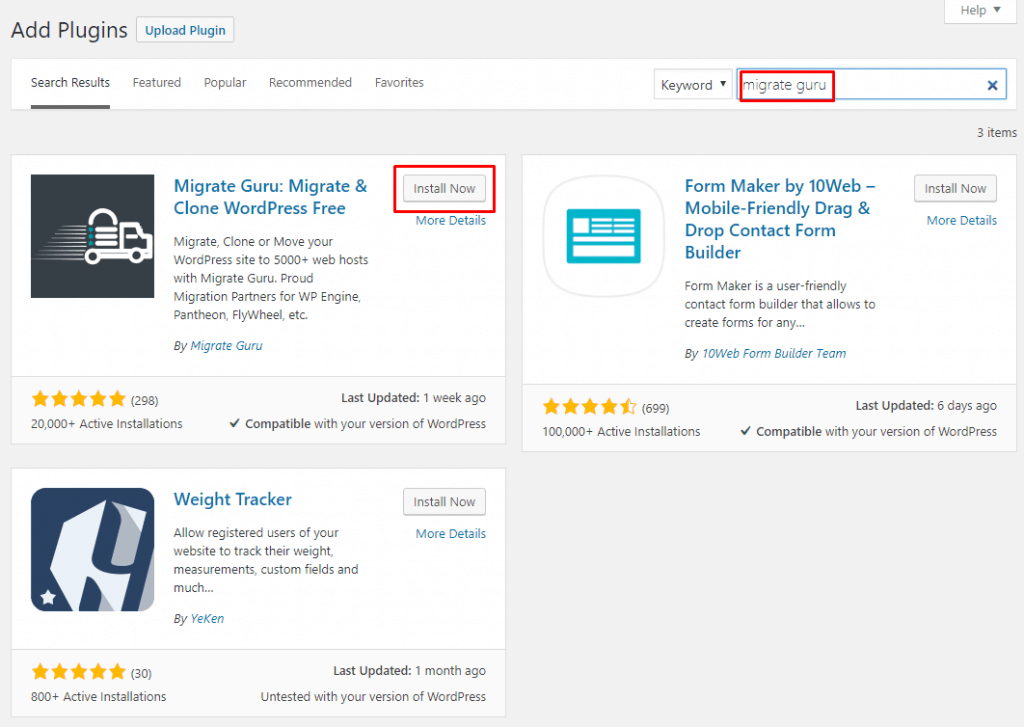 How To Migrate WordPress Site From One Hosting To Another (With and Without Plugin) 21