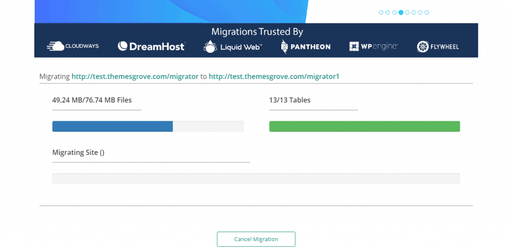 How To Migrate WordPress Site From One Hosting To Another (With and Without Plugin) 23