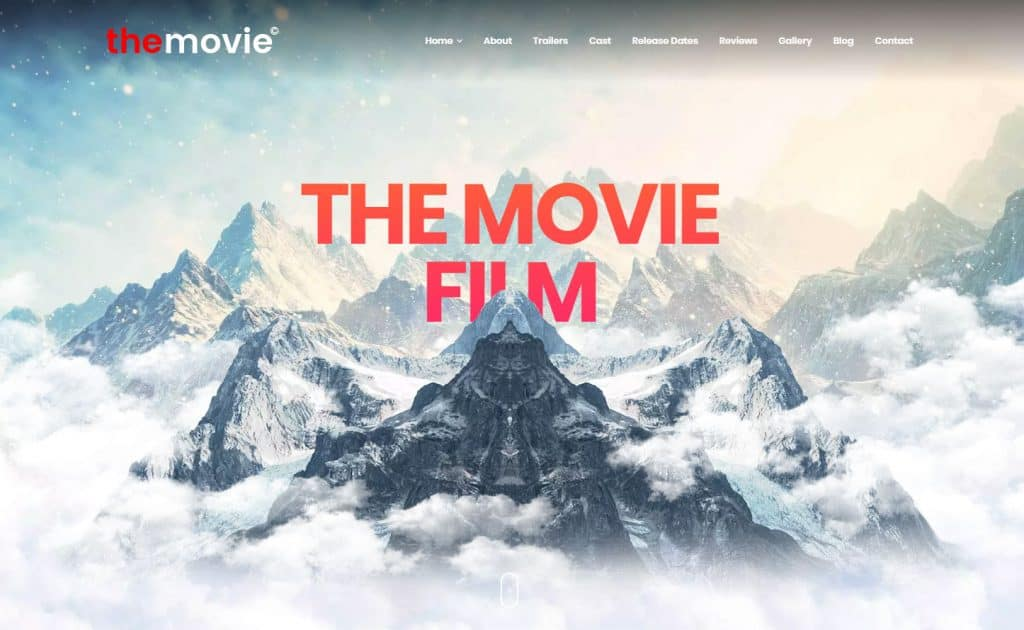 5 Best WordPress Movie Themes to Create Perfect Movie Website 5