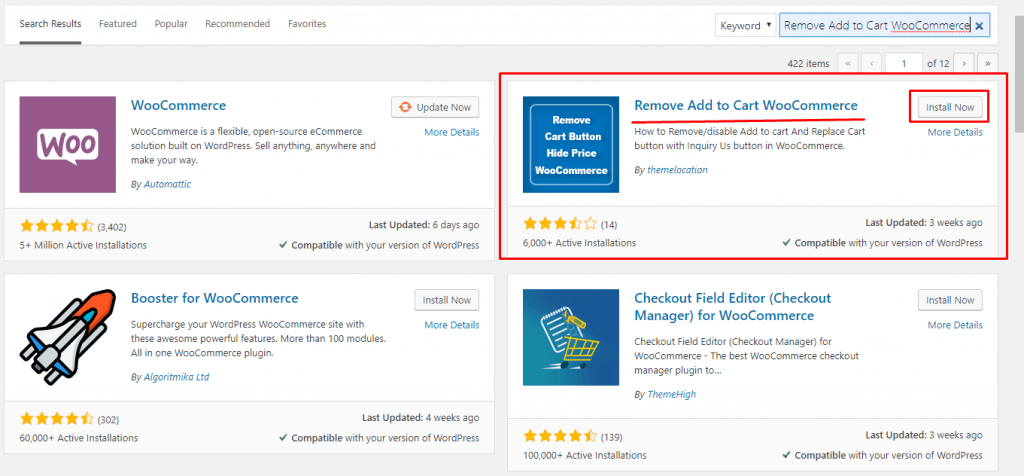 How to Remove Add to Cart Button WooCommerce-WooCommerce QuickFix 10