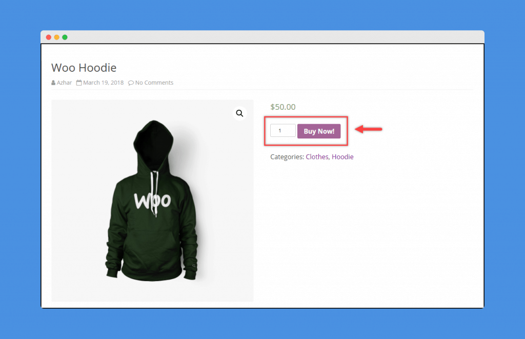 How to Remove Add to Cart Button WooCommerce-WooCommerce QuickFix 9