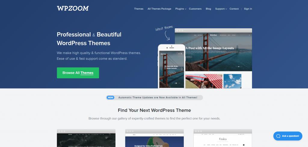 12 Best WordPress Theme Framework of 2020 14