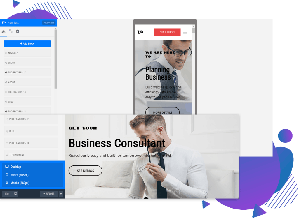 WP Onepager 10