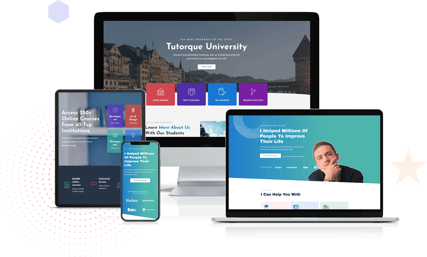 Education WordPress Theme 28