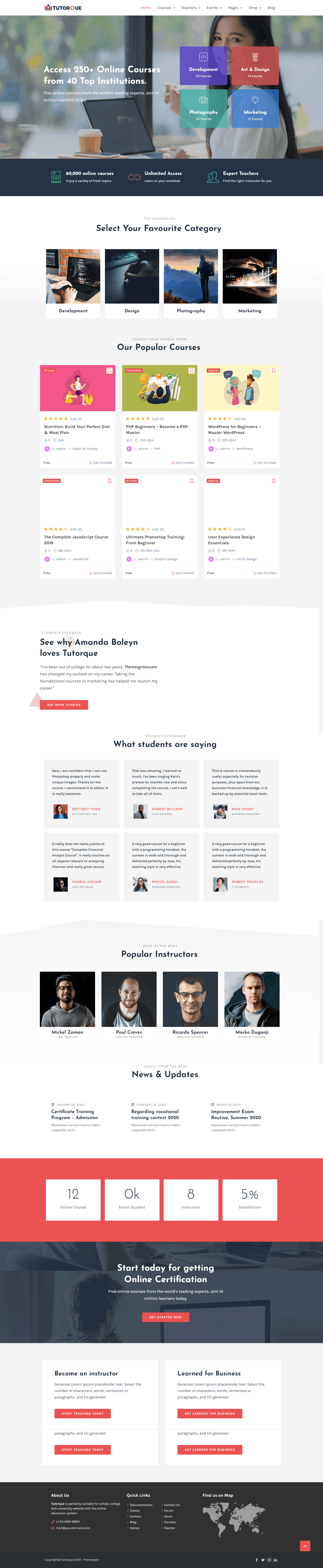 Introducing Tutorque The All-In-One LMS WordPress Theme for Creators 8