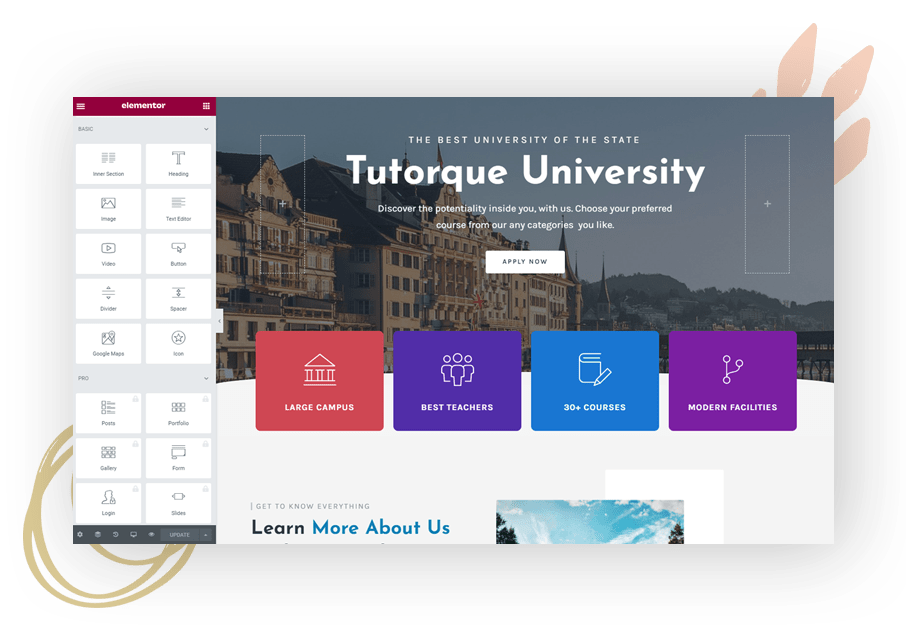 Education WordPress Theme 22