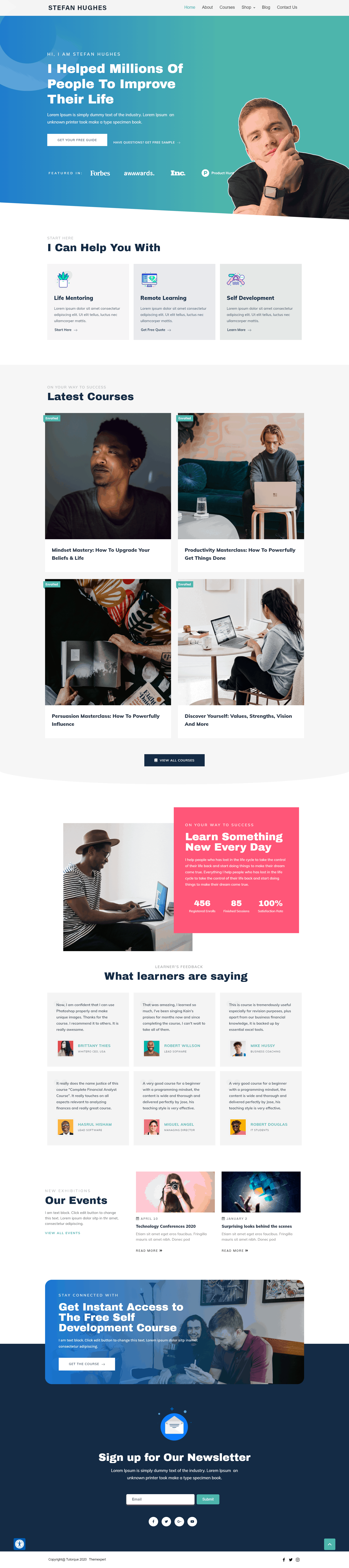 Introducing Tutorque The All-In-One LMS WordPress Theme for Creators 5