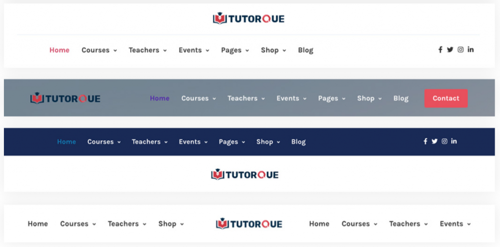Tutorque Education WordPress Theme Updates: New Integrations, New Demo Sites and Many More 3