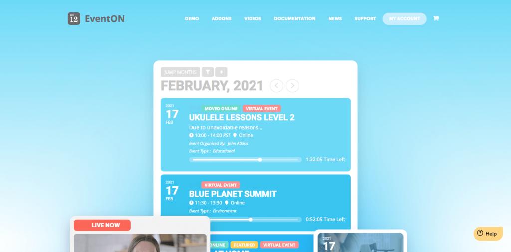 7 Best WordPress Event Calendar Plugins 5