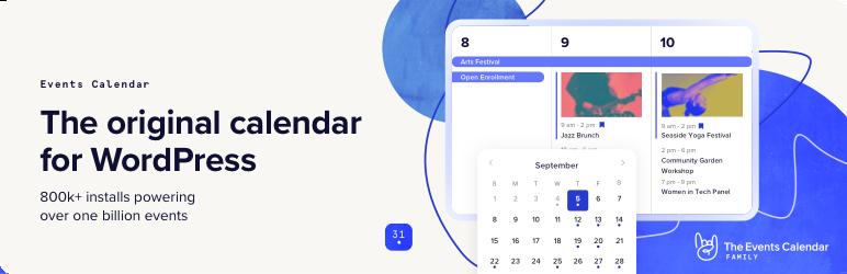 7 Best WordPress Event Calendar Plugins 2