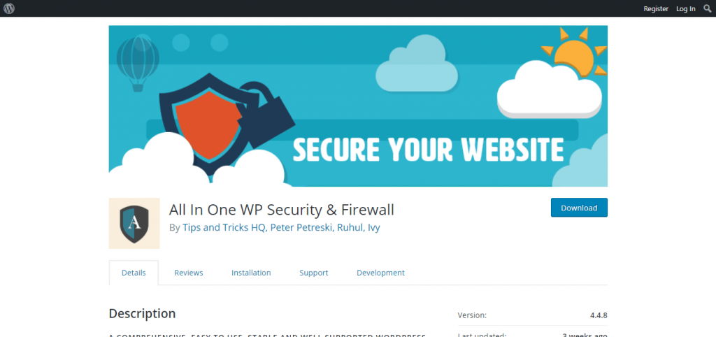 7 Best WordPress Security Plugins of 2021 4