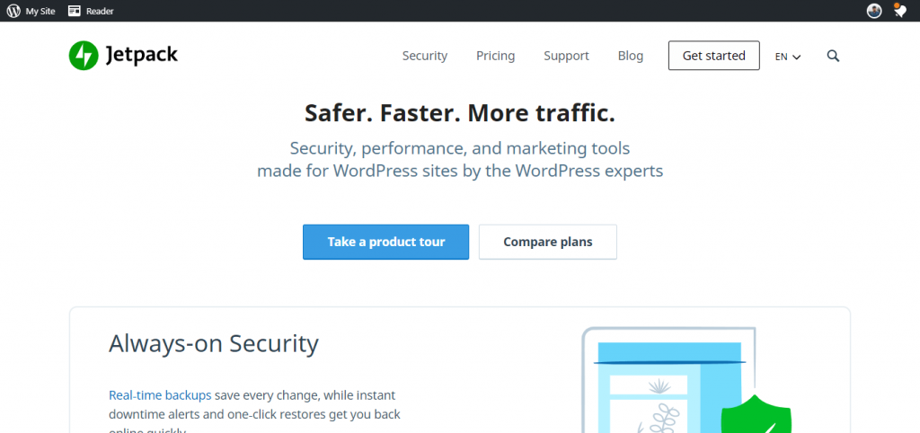7 Best WordPress Security Plugins of 2021 7