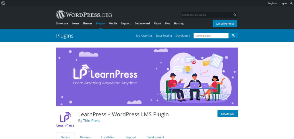 4 Step Guide to Use LMS WordPress Theme with LMS WordPress Plugins 6