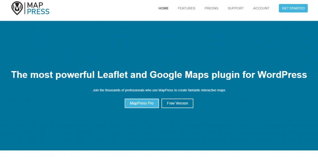7 Best WordPress Map Plugins of 2021 5