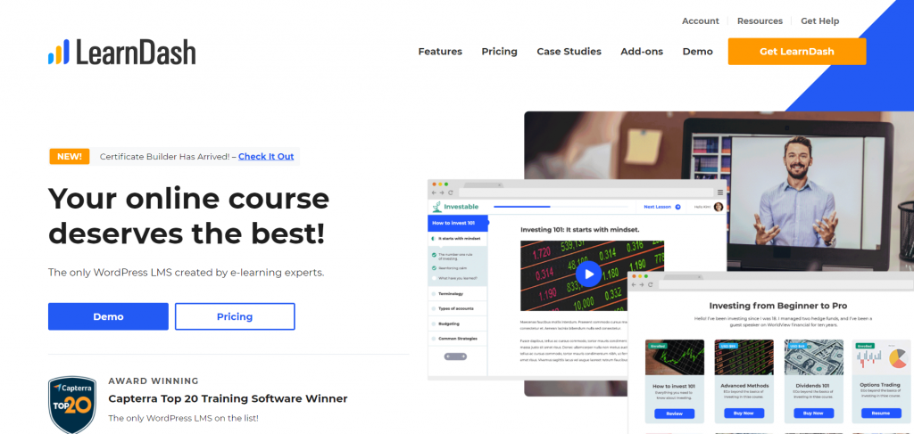 4 Step Guide to Use LMS WordPress Theme with LMS WordPress Plugins 5