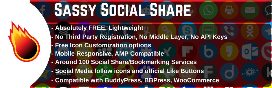 5 Best Social Media Plugin for WordPress 3