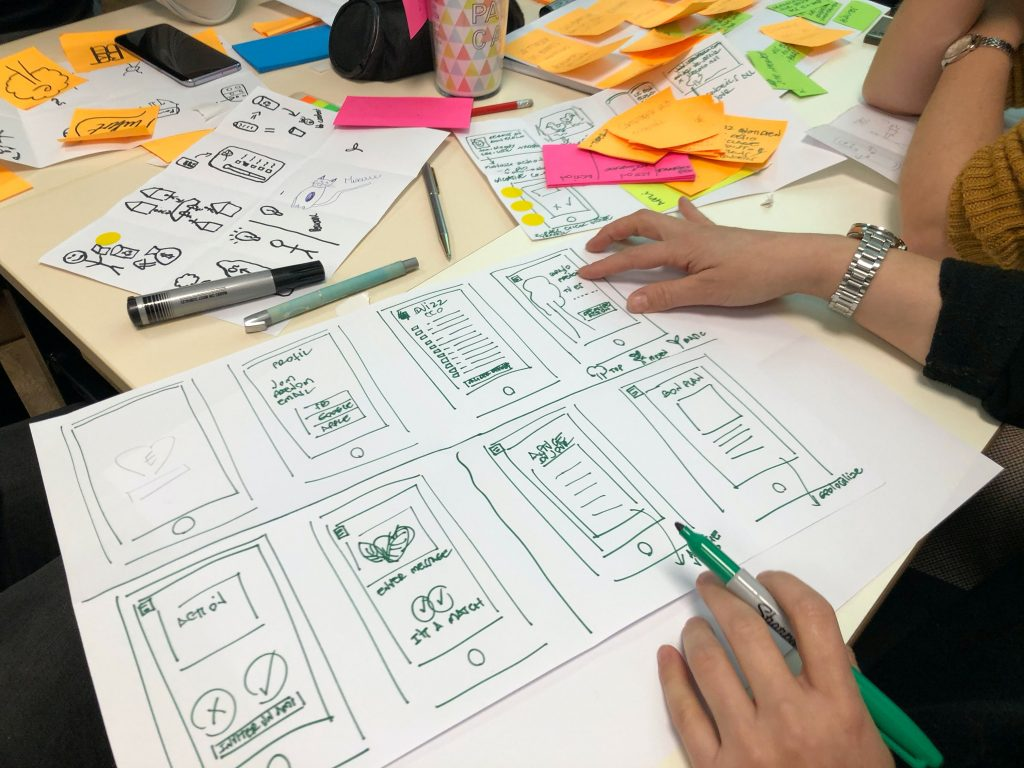 UI Design Best Practices: How to Use UI Design to Improve Your Website Pages 1