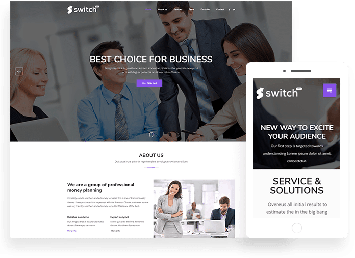 Free WordPress Themes 1